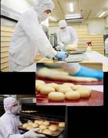 【工場見学】八天堂きさらづ千葉にくりーむパン工 …