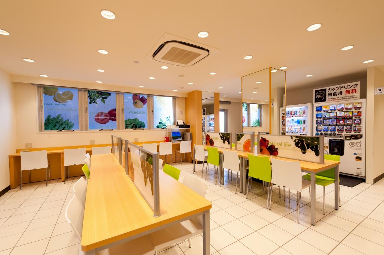 Super Hotel Saitama, Wako-shi Ekimae